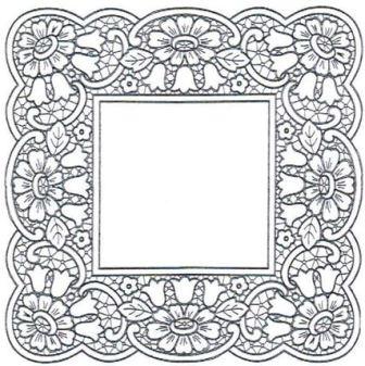 Как украсить зеркало без рамы своими руками