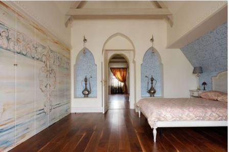 Арабский стиль в интерьере: фото