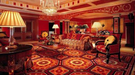 Дизайн: арабский стиль