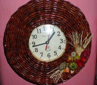 Часы настенные необычные оригинальные для гостиной
