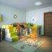 Идеи обустройства детской комнаты