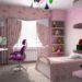 Как обустроить комнату для девушки-подростка