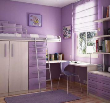 Комната для девушки: фото
