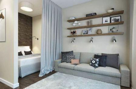 Диван кровать для малогабаритной квартиры