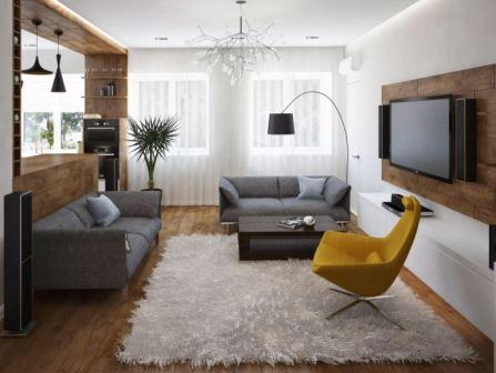 Европейский стиль комнаты