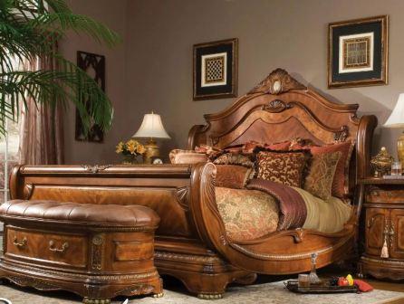 Мебель из тика для спальни
