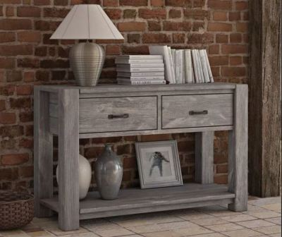 Состарить мебель своими руками