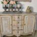 Как искусственно придать мебели антикварный вид