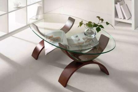 Мебель со стеклом