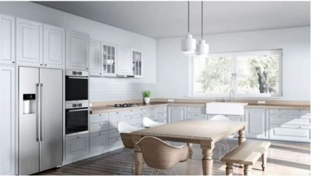 Кухни прованс: фото