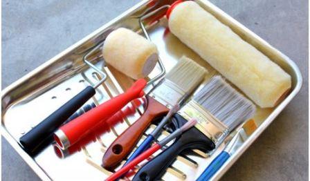 КаКак и чем перекрасить мебель самостоятельно