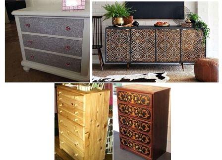 Можно ли перекрашивать мебель