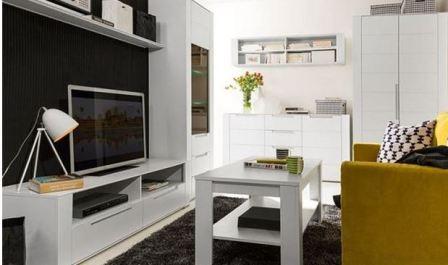 Маленькая гостиная спальня