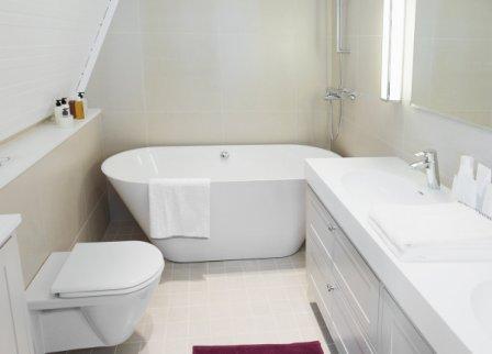Как зрительно увеличить пространство в маленькой комнате