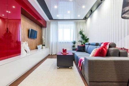 Обои для маленькой комнаты зрительно увеличивающие пространство