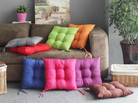 Декоративные наволочки на подушки
