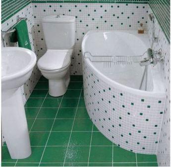 Ванна маленького размера