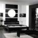 Черная спальня: правила оформления