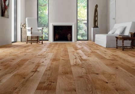 Лучшее покрытие деревянного пола