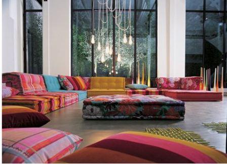 Марокканский стиль: фото