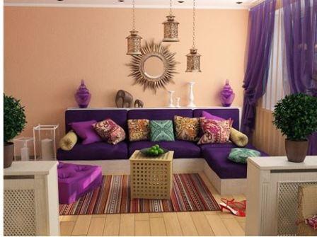 Дизайн: марокканский стиль