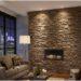 Отделка стен квартиры натуральным камнем
