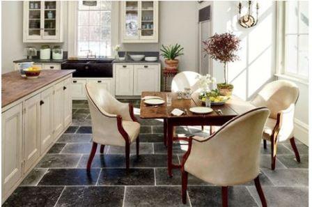 Какую плитку выбрать на пол на кухню