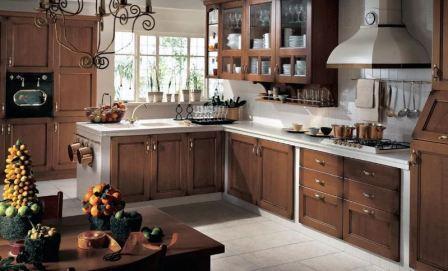 Зонирование кухни: фото, дизайн