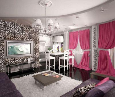 Стили интерьеров квартир студий