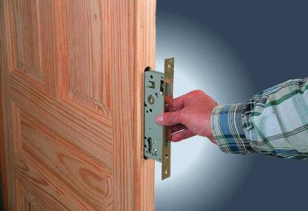 Установка межкомнатных дверей: пошаговая инструкция