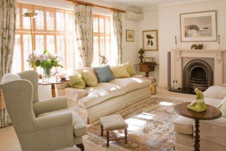 Гостиная в английском стиле, идеи и варианты оформления