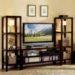 Мебель в гостиную своими руками— какой материал выбрать