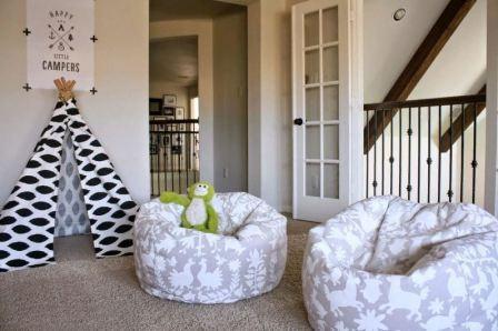 Мебель в гостиную своими руками - какой материал выбрать