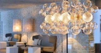 Освещение комнат в жилых помещениях, правила и рекомендации