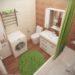 Как визуально расширить маленькую ванную комнату