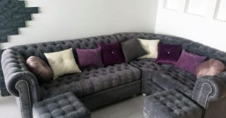 Советы по выбору мягкой мебели в гостиную