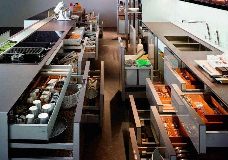 Критерии выбора кухонной мебели