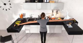 Эргономичная кухня: что должно быть