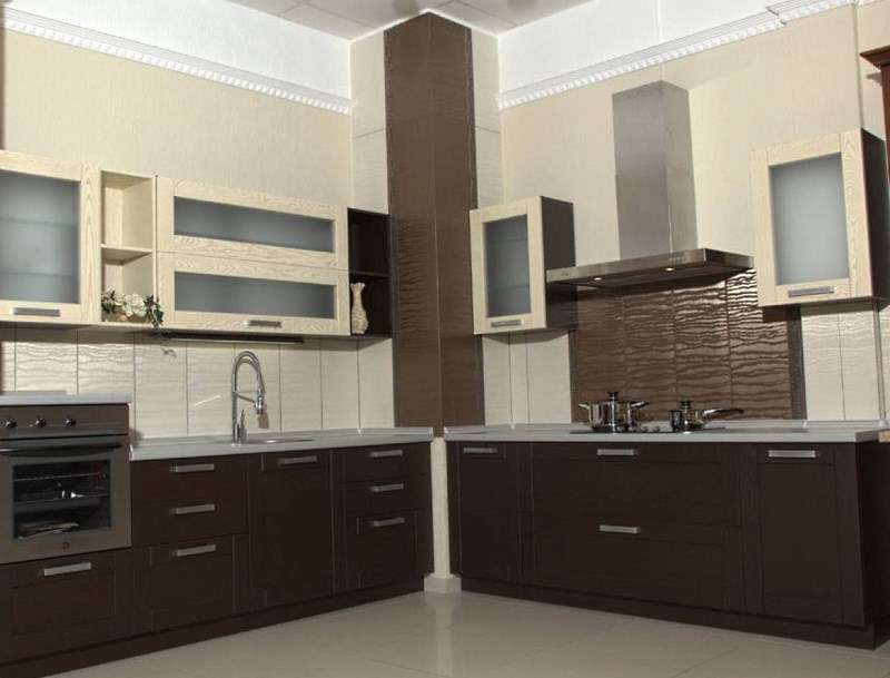 Особенности дизайна кухни