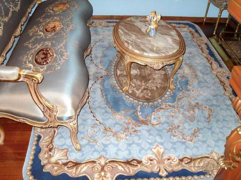Преимущества ковров ручной работы