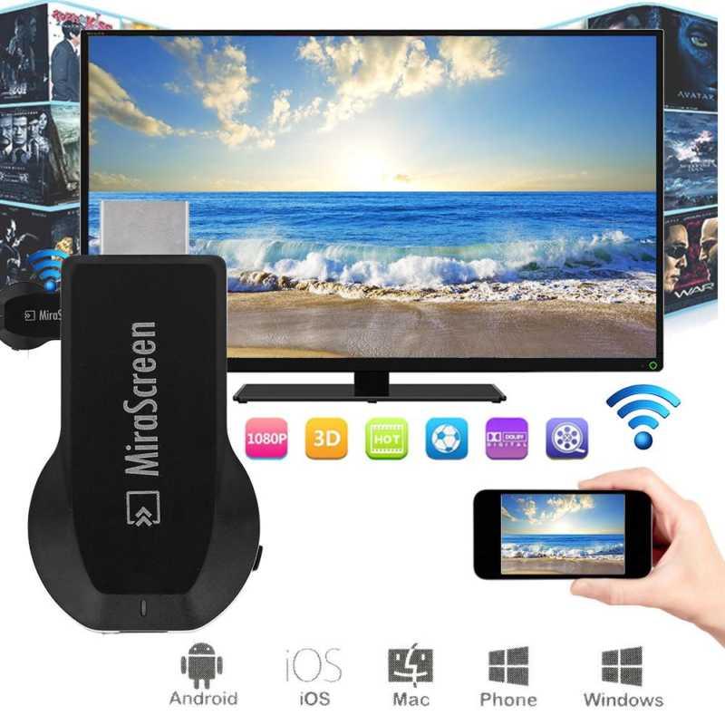 Дублирование экрана смартфона на телевизор