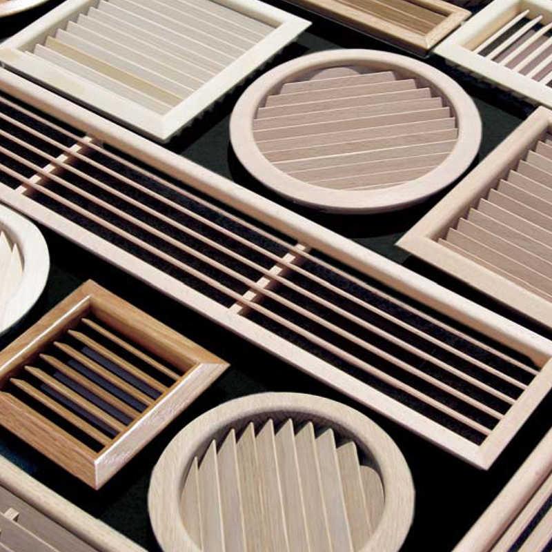 Вентиляционные решетки под заказ