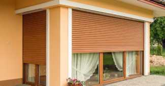 Роллеты на окна: современная защита