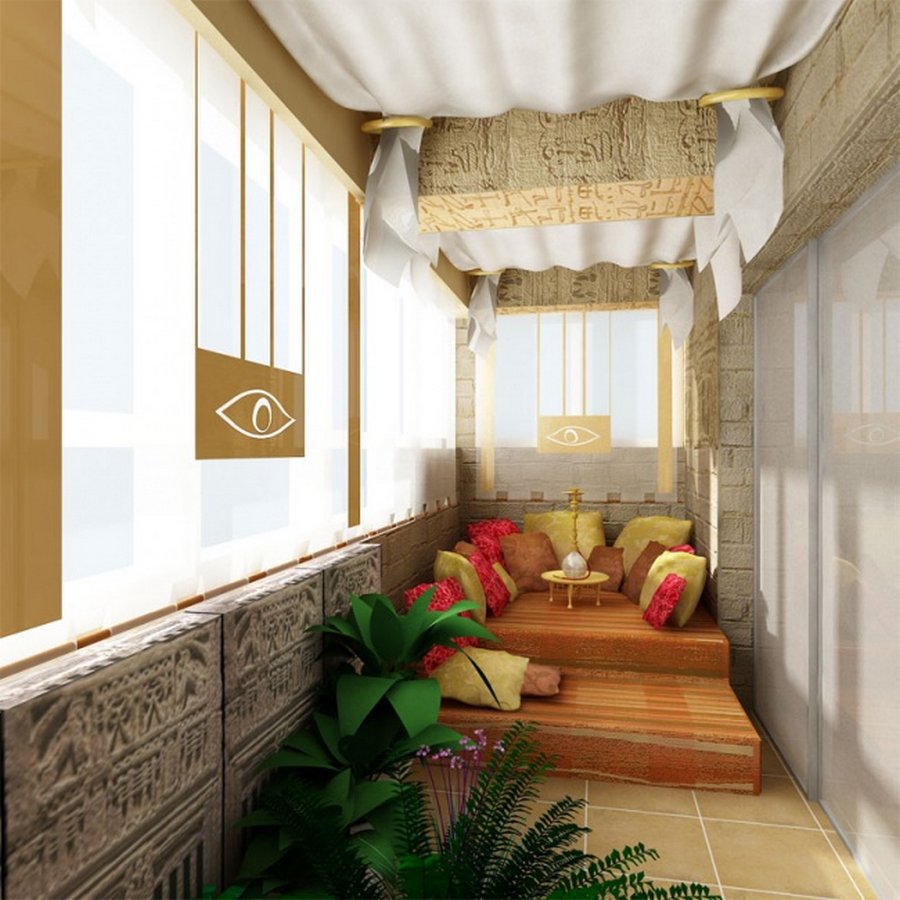 Ремонт и обустройство лоджии или балкона