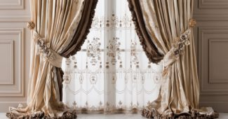 Где купить дорогие шторы в Москве