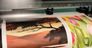 Виды печати