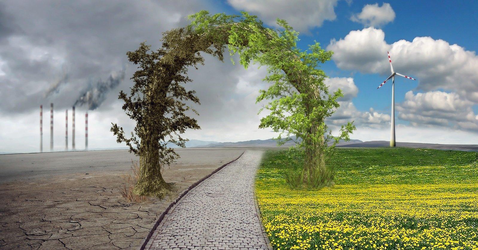 Изменения условий окружающей среды