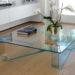 Стоит ли покупать стеклянную мебель?